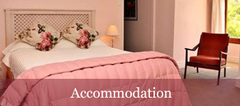 Chantilly offers luxury sef-catering B&B accommodation.